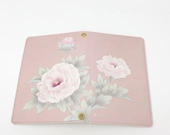 Passport Cover - Pepny / Rose Dust