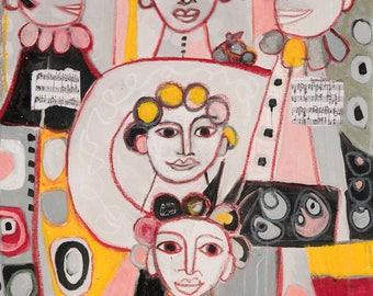 Outsider Art - Figures