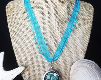 Rolling Waves Necklace