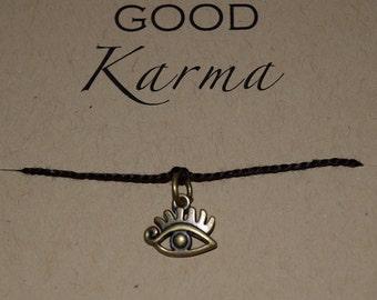 Good Karma Eye Wish Bracelet - Buy 3 Items, Get 1 Free