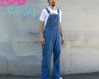 Vintage Washington Dee Cee Denim Overalls
