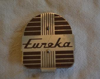 Eureka Nameplate