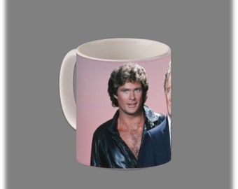 Knight Rider Coffee Cup #1040
