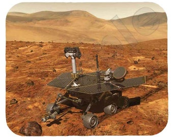 Mouse Pad; Mars Rover Spirit Opportunity