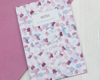 Confetti A5 Lined Notebook