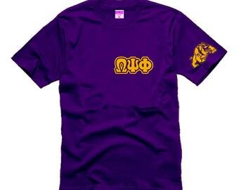 Omega Psi Phi Tshirt