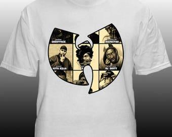Wu Tang Clan (T-shirt)