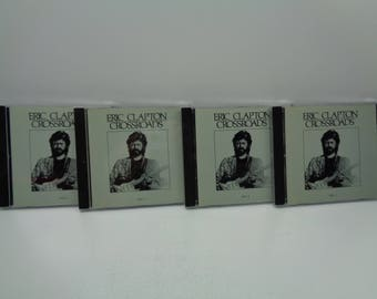 Eric Clapton Crossroads Four CD Set