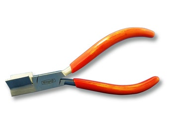 "Small Bow-Closing Plier Bending V-Shape Jaw 5-1/2"" Pliers For Forming Reshaping WA 401-235"