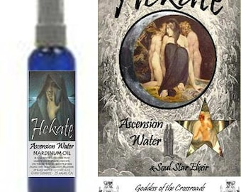 HEKATE ASCENSION Water by Gypsy Goddess