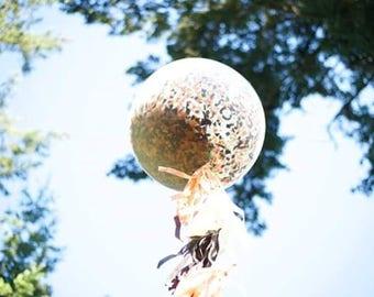 "36"" Confetti Balloons   Confetti Balloons   Birthday Party Decor"