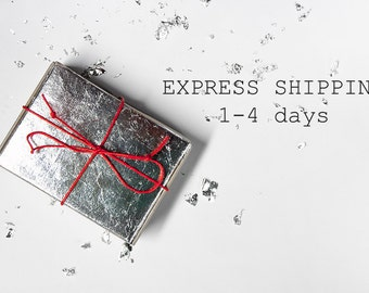 Express shipping, Fast delivery, Last Minute Gift, Need A Phone Number, Not For PO Boxes