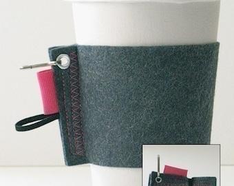 The Original CupKozy - Reusable Coffee Sleeve - FREE SHIPPING