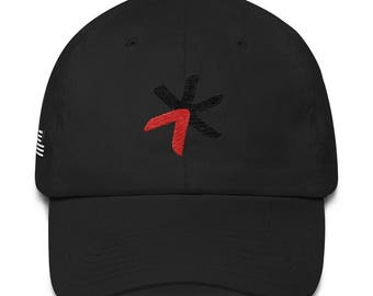 Asterisk Dad Hat