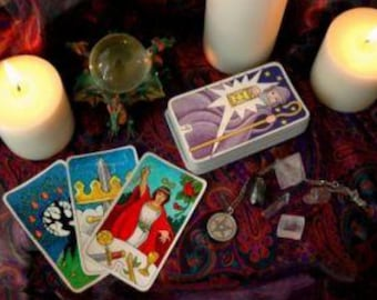 Blessed Tarot, and Pendulum Readings