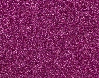 FINE Glitter Fabric. Purple. 100cm x 130cm. JR09164