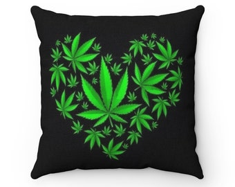 High Love Square Pillow