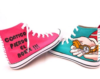 Pop shoes Art ' lost the North '