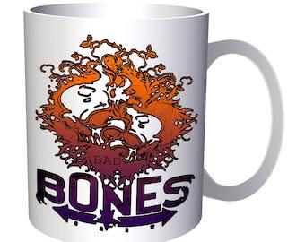 Bad Skull Bones 11oz Mug aa128