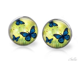 Earrings Butterfly 5