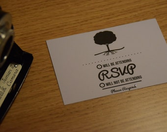 RSVP. Tree. A6 or A7