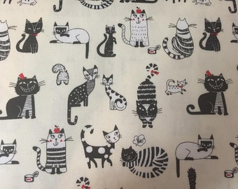 Westex - Cats on Cream - Canvas