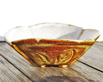 Handmade Pottery Cereal Bowl, Hand Crafted Stoneware Tableware, Rustic Pottery Bowl, Handmade pottery, Studio made Pottery Bowl