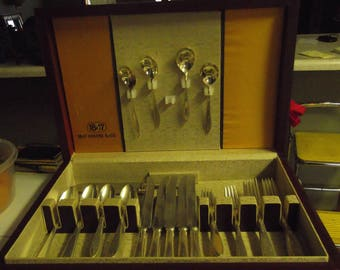 1847 Roger's Brothers silverplate
