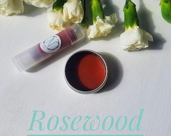 Rosewood Tinted Lip Balm