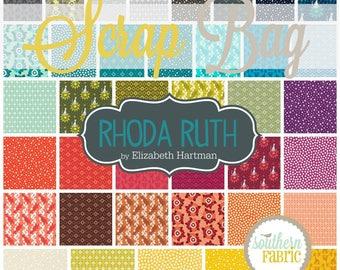 Rhoda Ruth - Scrap Bag Quilt Fabric Strips by Elizabeth Hartman for Robert Kaufman