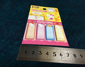 Sanrio kawaii hello kitty sticky notes from japan