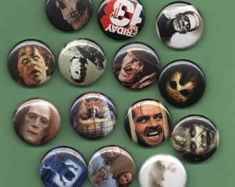Horror MAGNETS You pick any SIX