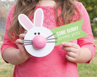 EOS Lip Balm: Some Bunny Loves You