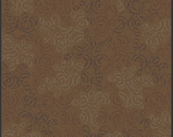 Nature Elements by Art Gallery Fabrics, Coffee Liqueur, NE107