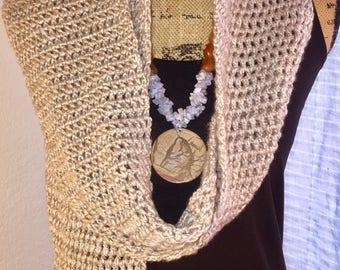 Handmade Crochet Long Scarf