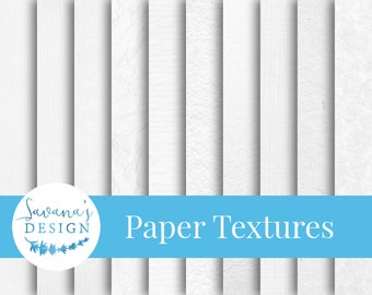 White Digital Textured Paper, paper backgrounds for digital scrapbooking, paper digital backdrop, digital scrapbook paper texture, Svg File