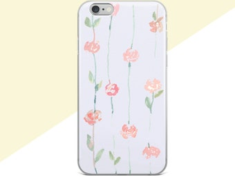 Samsung Galaxy S7 Case, Flower Phone Case, Samsung Galaxy S8 Plus Case, iphone 7 Plus Case Floral, Samsung Galaxy S7 Case, Cute iphone Cases