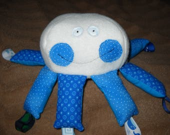 Stuffed Sensory Octopus