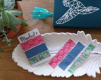 Washi tape sample mandala/flowers 3 x 1m