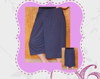Ladies Box Pleat Culotte Pattern