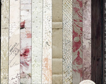 Digital Scrapbook Papers, Valentines Day Papers, Digital Scrapbooking, Scrapbook Paper Pack, Digital Papers, Scrapbook Papers, Valentine