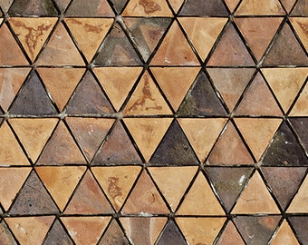 Rustic Triangle Photo Backdrop