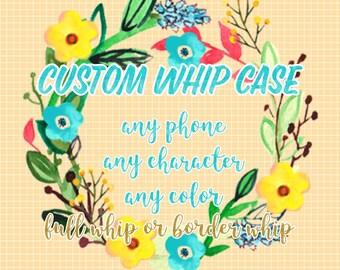 Custom Whip Case