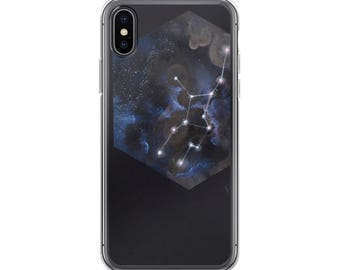 Virgo Zodiac iPhone Case