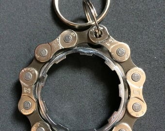 Recycled Key Ring