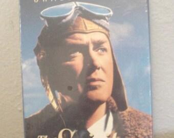Vintage NOS Dead Stock Warner Bros Classics The Spirit of St. Louis James Stewart Charles A. Lindbergh Billy Wilder VHS Classic Movie Homage
