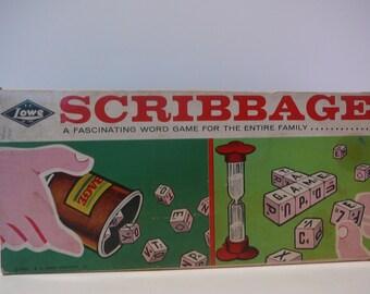 Scribbage, 1963