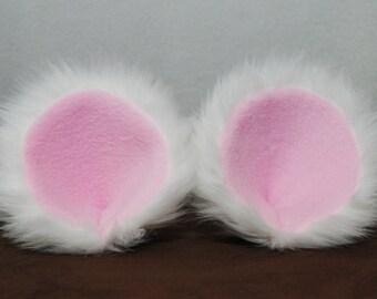 Clip-On Polar Bear Ears and Tail & Clip-On Pig Ears and Tail