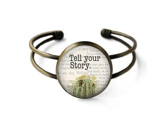 Tell Your Story Bracelet
