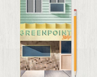 Greenpoint Notebook